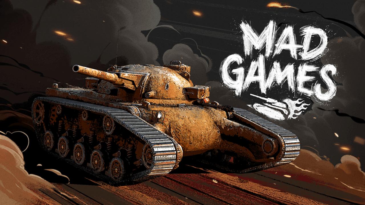 Tancuri din Mad Max in World of Tanks Blitz