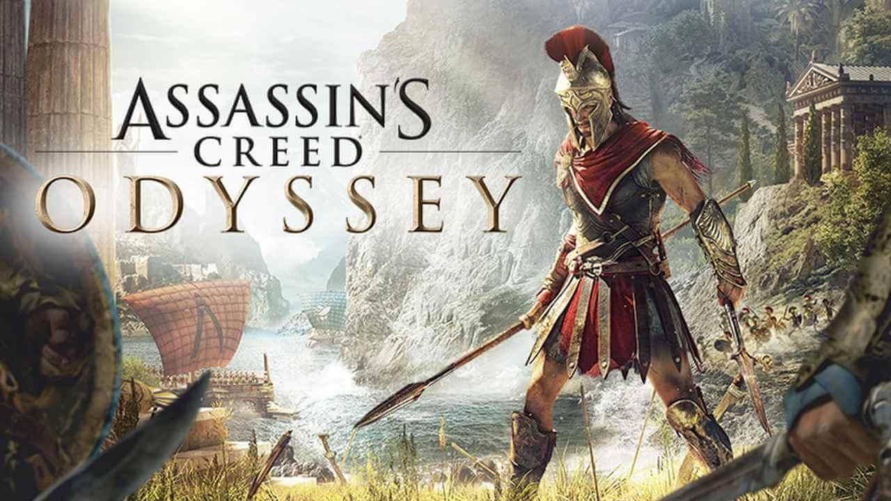Ubisoft lanseaza Assassin's Creed Odyssey