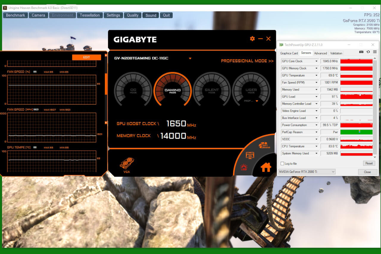 Gigabyte GeForce RTX 2080 Ti Gaming OC 11G review | WASD