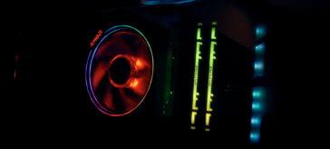 Mother upgrade - AMD Ryzen 3 2200G + RX 570 | WASD