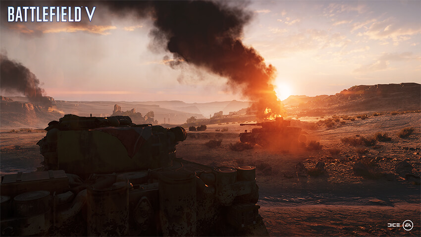Battlefield V cu ray tracing