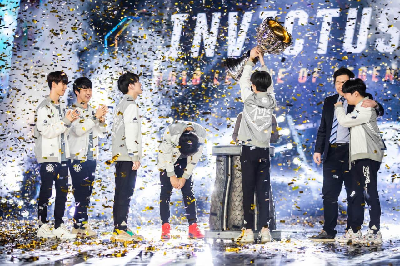 Campionatul Mondial de League of Legends 2018