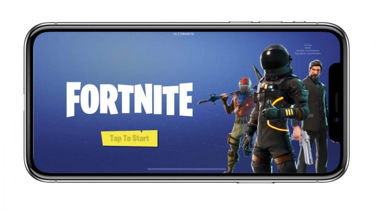 Fortnite ruleaza la 60 fps pe cele mai recente modele de iPhone