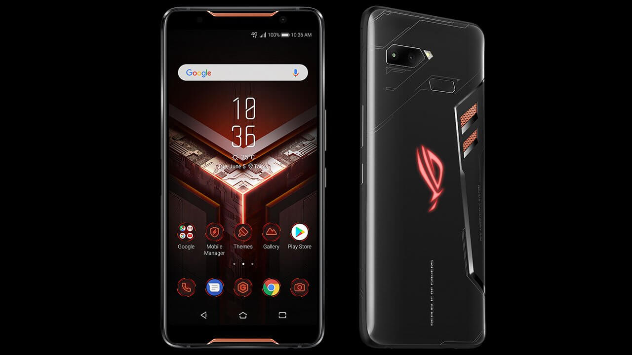 ROG Phone este disponibil in magazinele din Romania