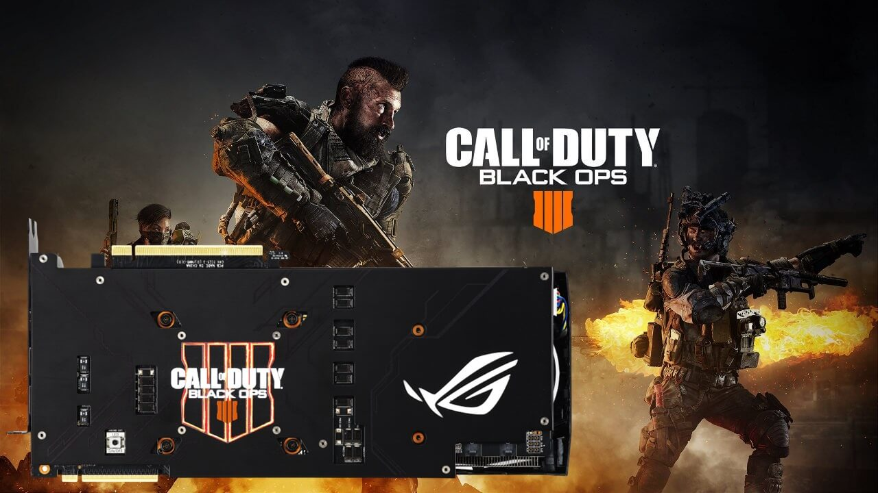 Asus lanseaza 2080 Ti OC Call of Duty: Black Ops 4 Edition