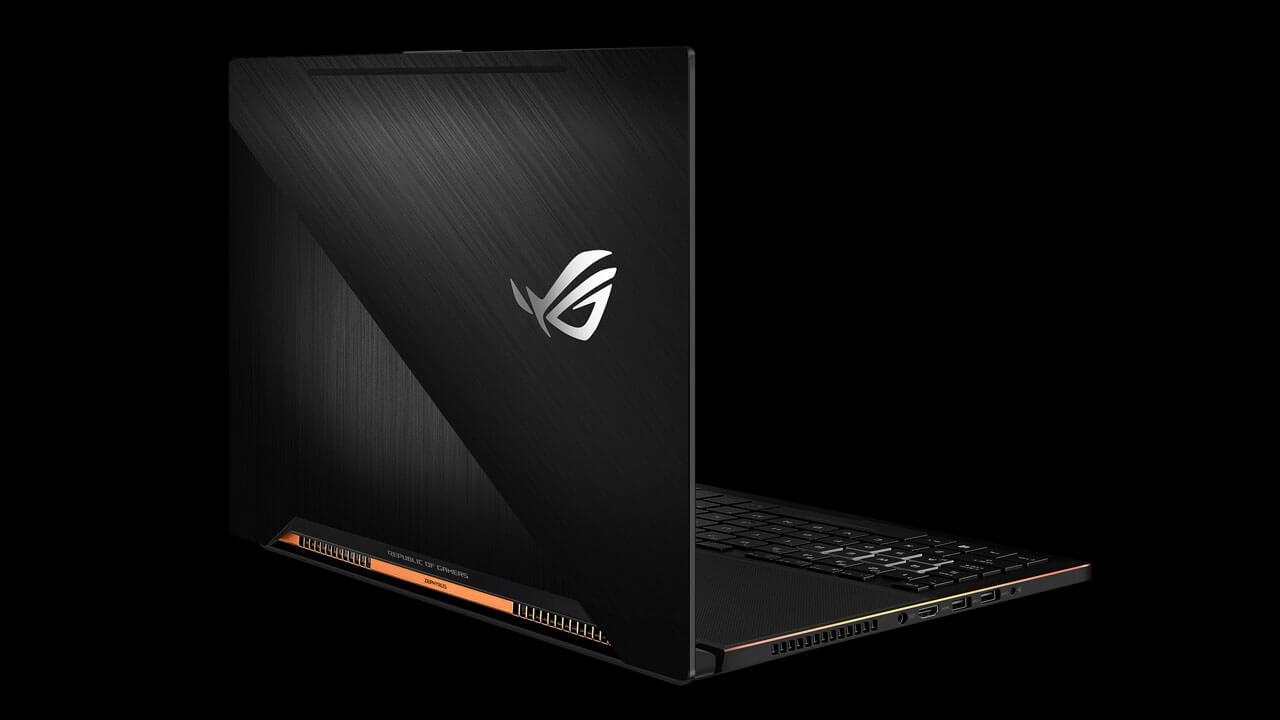 Cel mai subtire laptop de gaming, ROG Zephyrus S (GX531) a ajuns in Romania