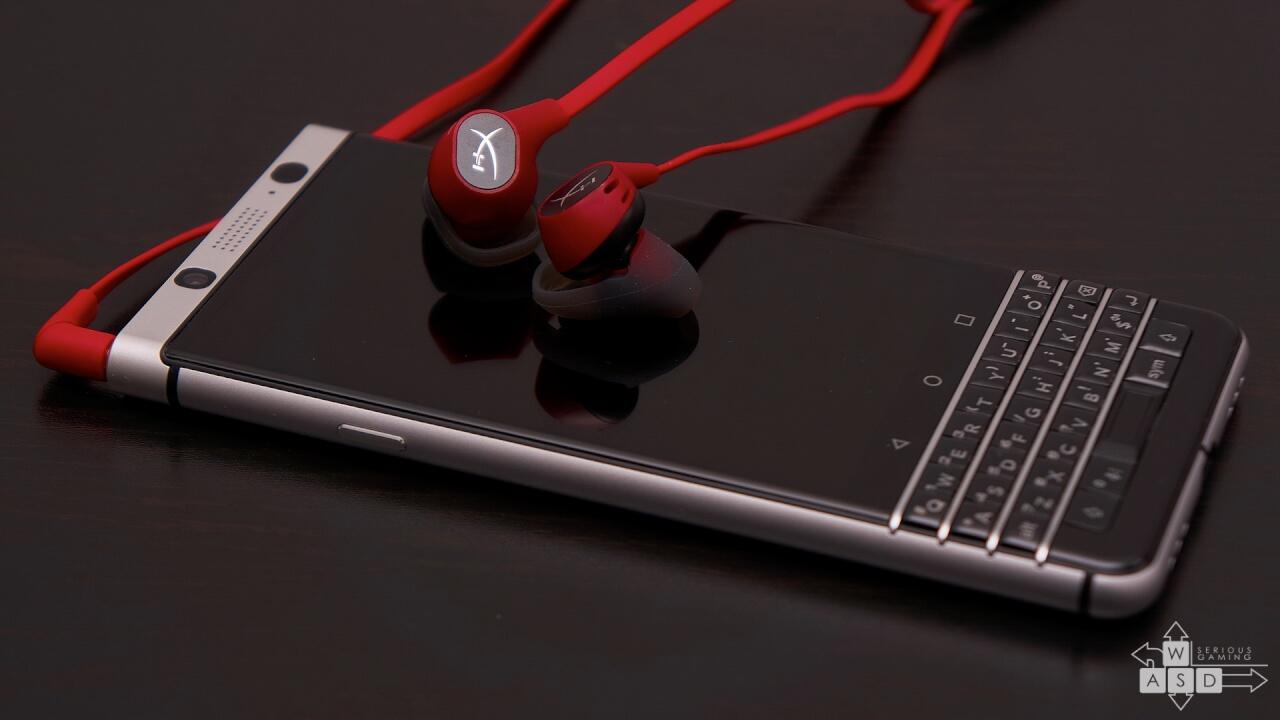 HyperX Cloud Earbuds review   WASD