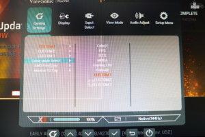 ViewSonic XG2702 review | WASD
