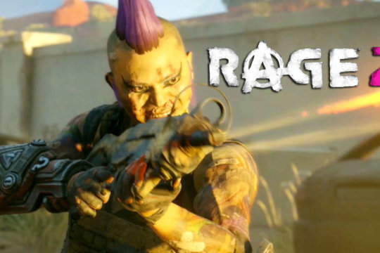 Rage 2 - trailer nou si data de lansare