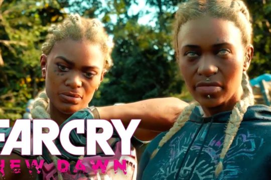 Ubisoft dezvaluie Far Cry New Dawn