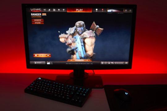 ViewSonic XG2702 27 inch 144 Hz display review | WASD