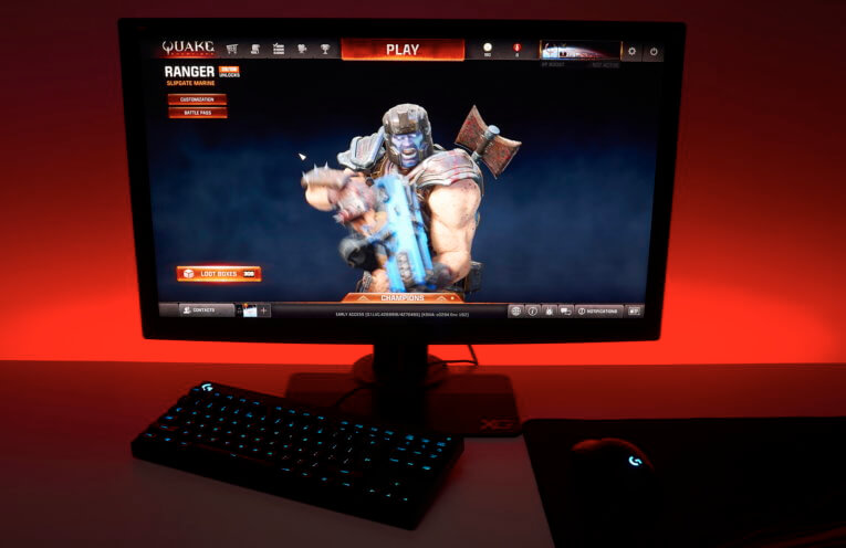 ViewSonic XG2702 27 inch 144 Hz display review | WASD