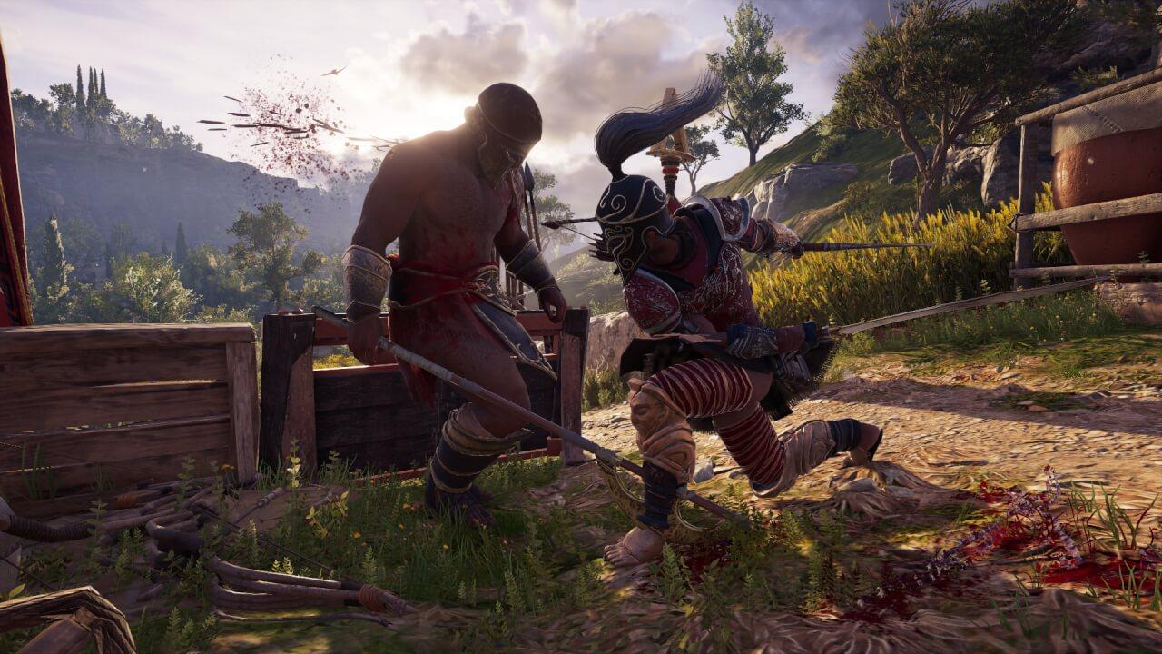 Dragos Frangu - Assassin's Creed Odyssey