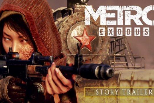 Trailer nou pentru Metro Exodus