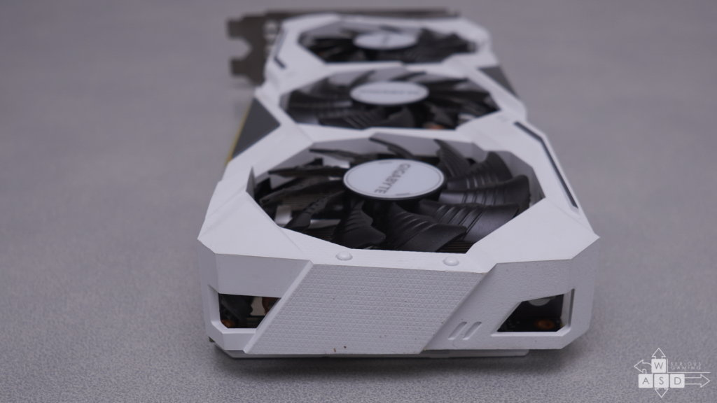 Gigabyte RTX 2070 White review | WASD