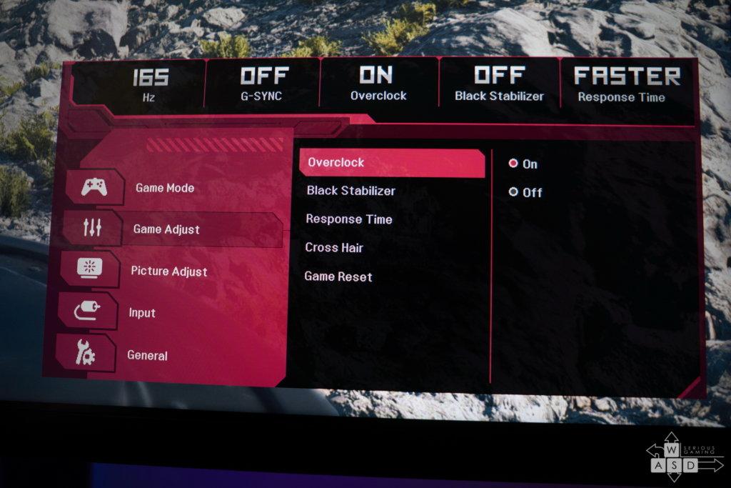 LG 32GK850G-B review | WASD