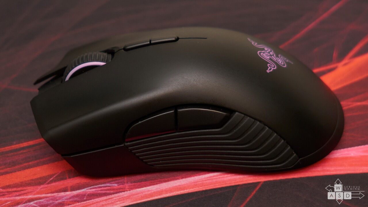 Razer Mamba Wireless review | WASD