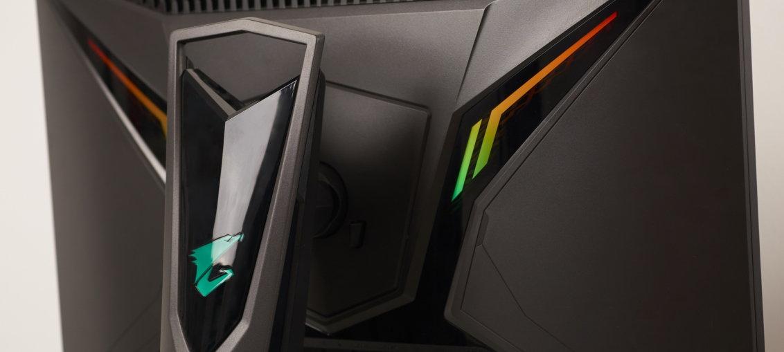 GIGABYTE AORUS AD27QD 27 inch 144 Hz display review | WASD