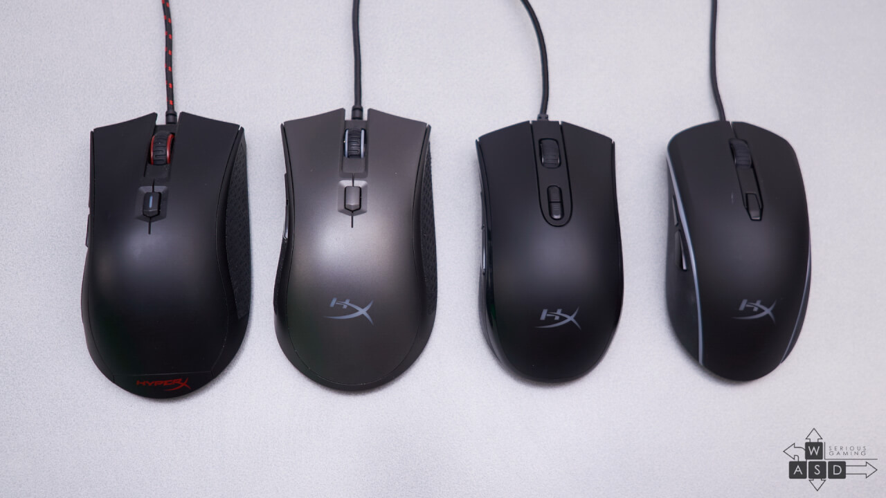HyperX Pulsefire Core review | WASD