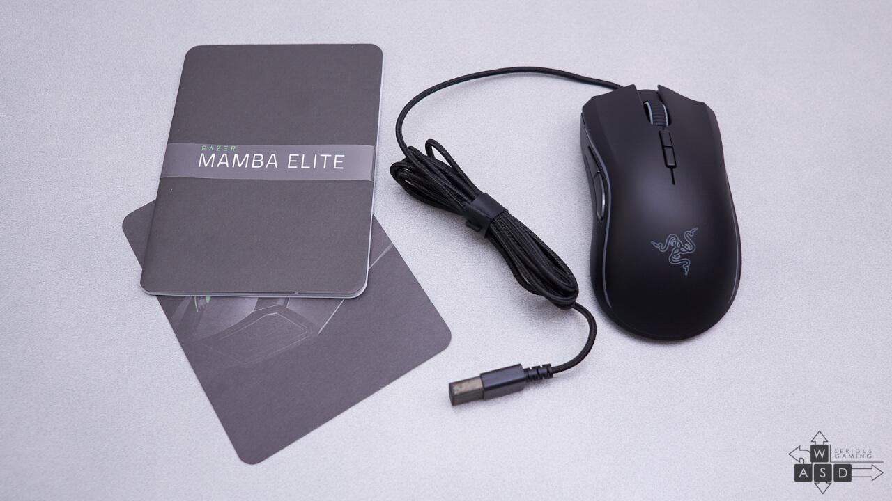Razer Mamba Elite Review | WASD