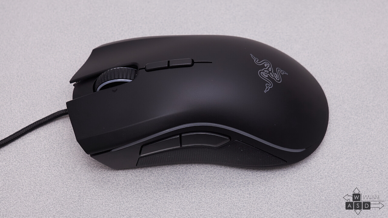 Razer Mamba Elite Review | WASD
