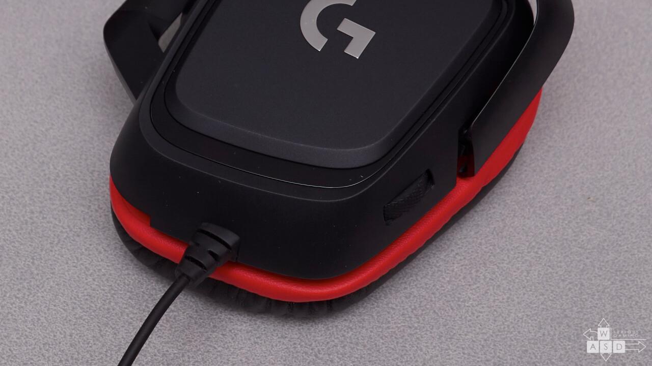 Logitech G332 review | WASD