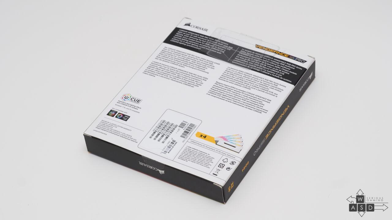 Corsair Vengance Pro RGB Review | WASD