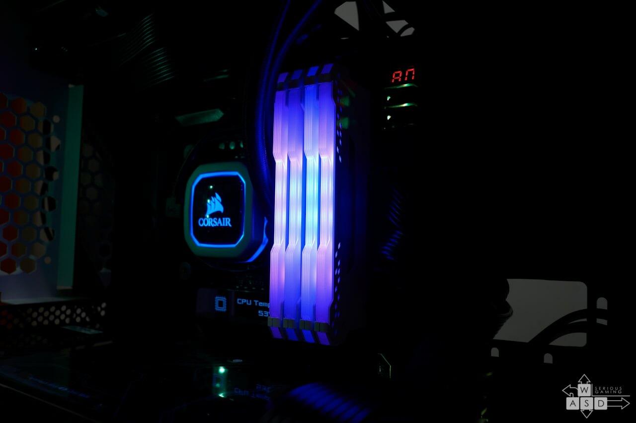 Corsair Vengeance Pro RGB Review | WASD