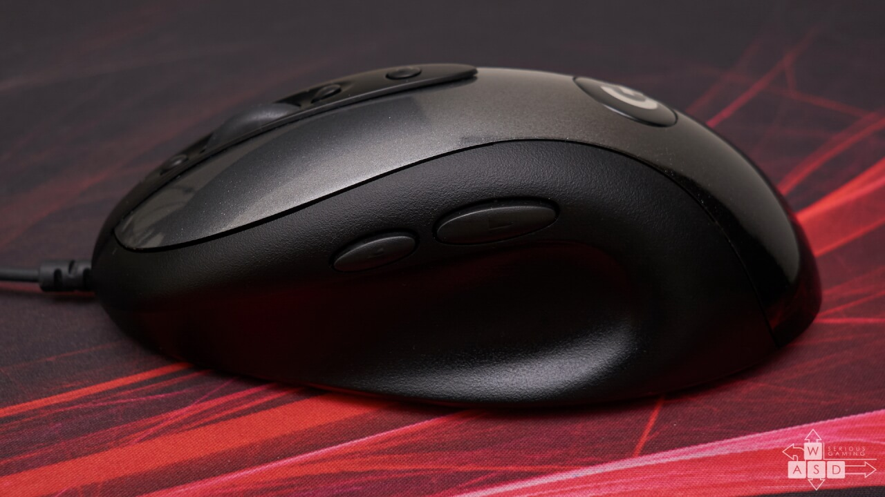 Logitech MX518 Legendary gaming mouse Review | WASD