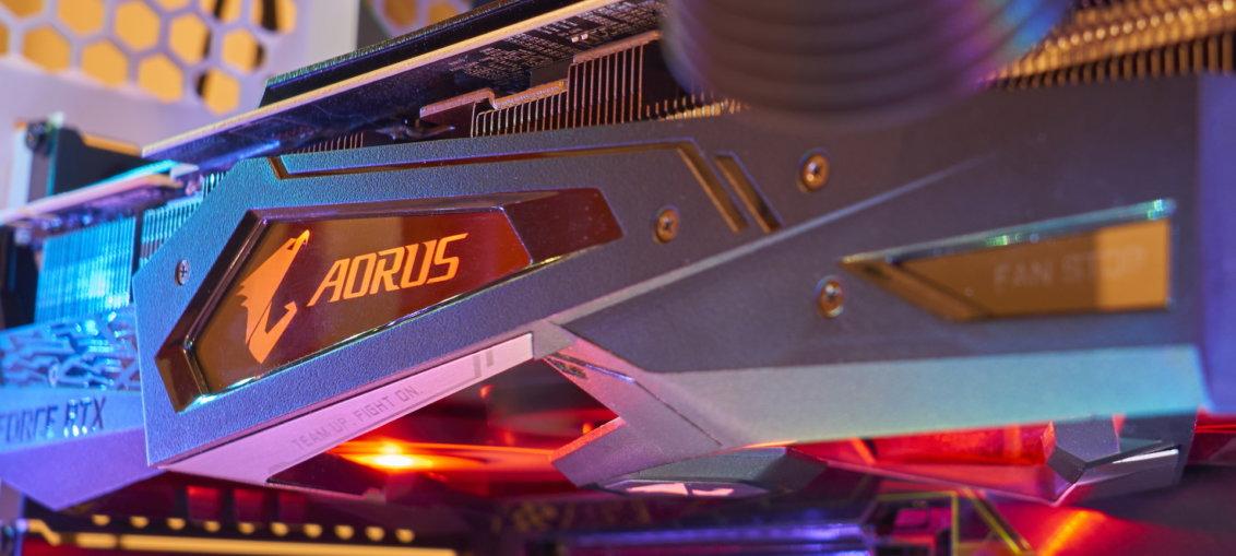 Aorus RTX 2080 Xtreme review | WASD