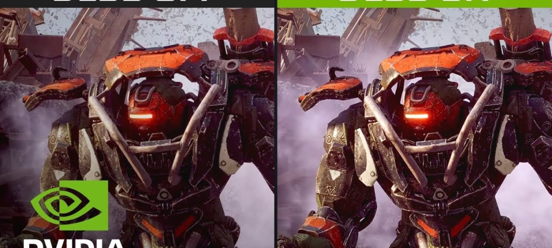 Anthem integreaza suport pentru Nvidia DLSS