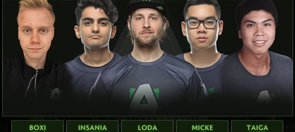 Echipa de esports Alliance se intoarce in Team Razer