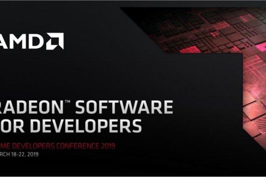 GDC 2019 AMD imbunatateste uneltele software pentru dezvoltatorii de jocuri video