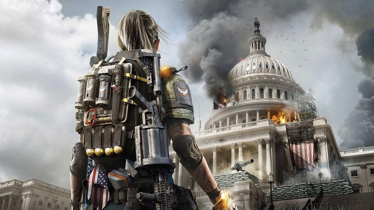 Gamerii AMD Radeon lupta pentru Washington DC in The Division 2