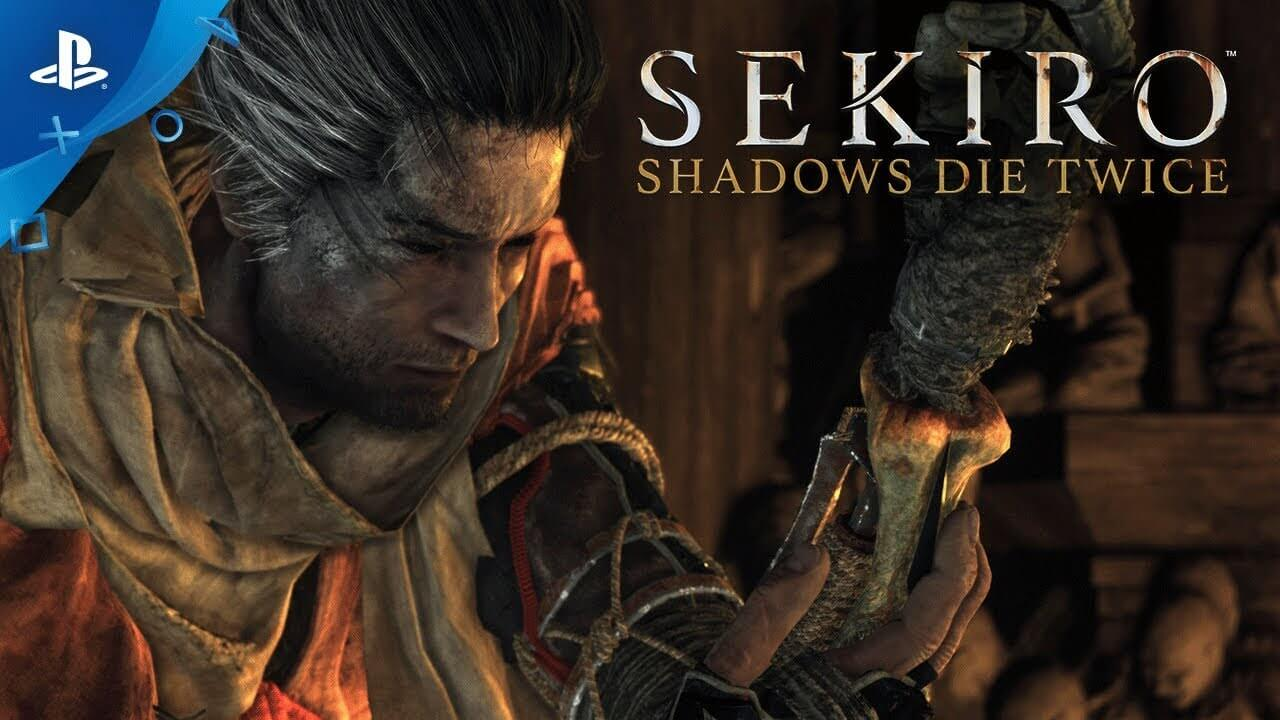 Sekiro Shadows Die Twice - trailer si data de lansare