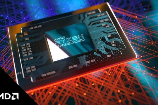 AMD prezinta noul Ryzen Embedded R1000