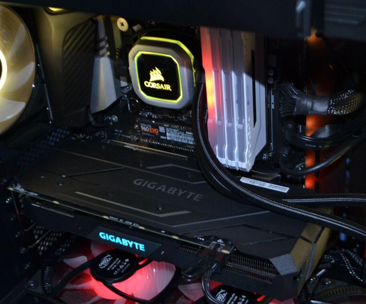 Gigabyte GeForce GTX 1660 Ti GAMING OC 6G review   platforma teste