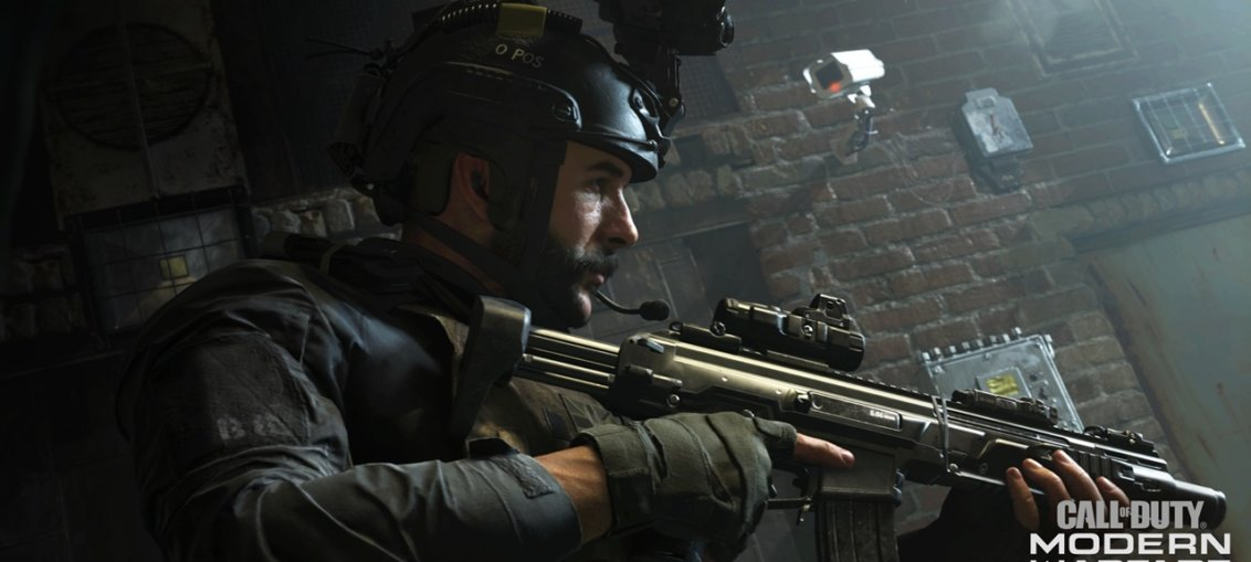 Call of Duty: Modern Warfare a fost anuntat