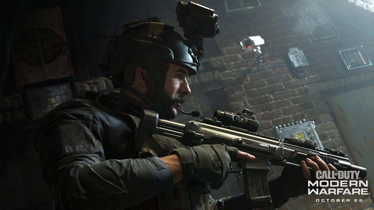 Call of Duty: Modern Warfare a fost anuntat