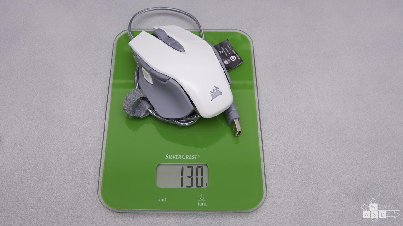 Corsair M65 RGB gaming mouse review | WASD