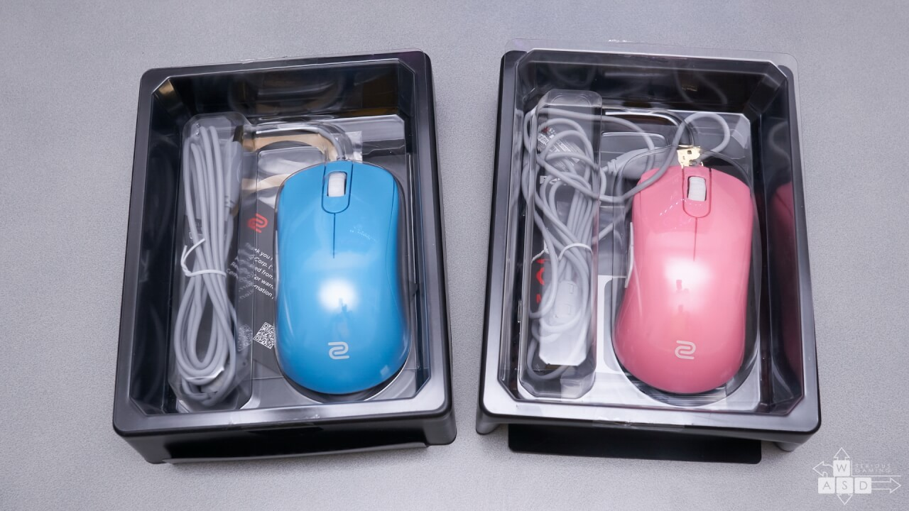 Zowie Divina Gaming Mouse review | WASD