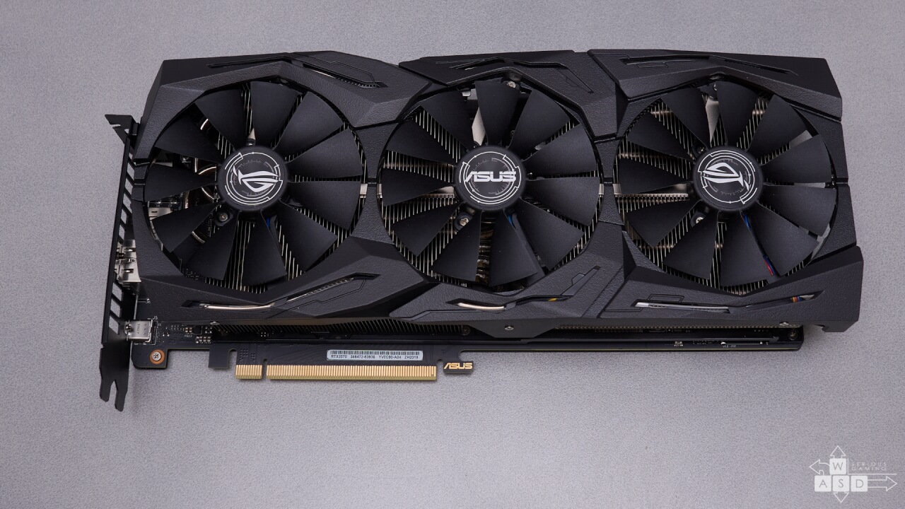 Asus ROG Strix GeForce RTX 2070 OC review | WASD