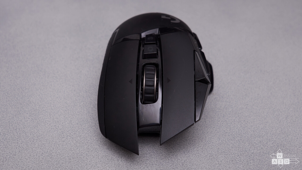 Logitech G502 Lightspeed Wireless review | WASD