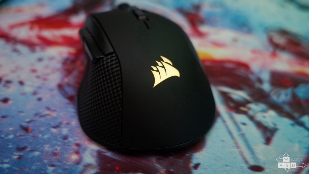 Corsair Ironclaw RGB review | WASD