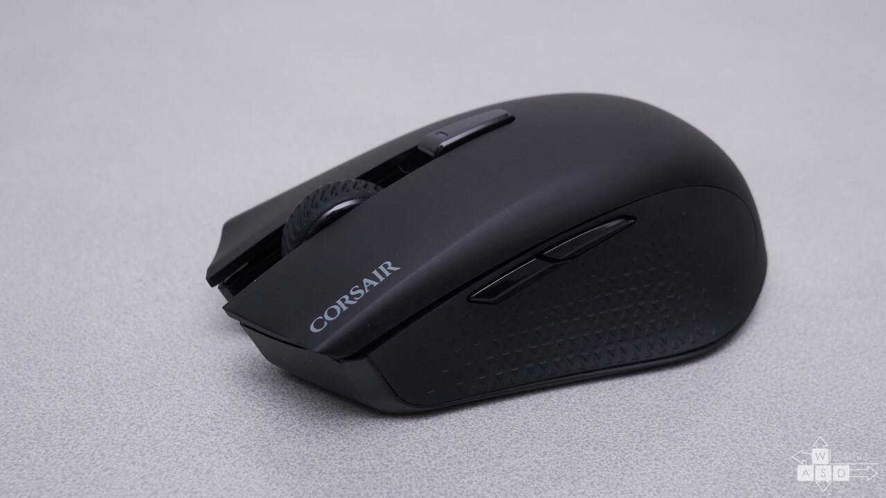 Corsair Harpoon RGB Wireless gaming mouse review | WASD
