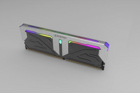 ZADAK lanseaza SPARK RGB DDR4