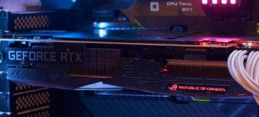 Asus ROG Strix GeForce RTX 2070 OC review   WASD