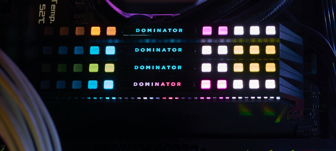 DOMINATOR PLATINUM RGB DDR4 MEMORY review | WASD