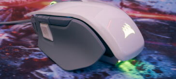 Corsair M65 RGB review   WASD