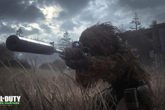 Call of Duty: Modern Warfare va beneficia de suport pentru DXR
